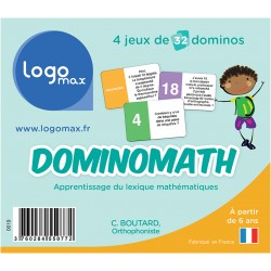 Dominomath  - Logomax