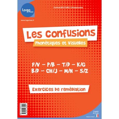 Confusions phonétiques et visuelles - Logomax