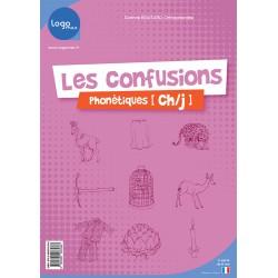 Les confusions phonétiques ch/j - Logomax