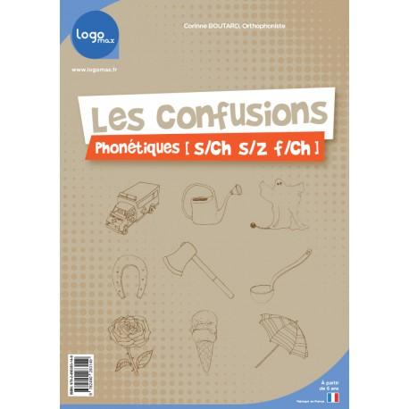 Les confusions phonétiques s/z - s/ch - f/ch - Logomax