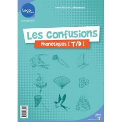 Les confusions phonétiques t/d - Logomax