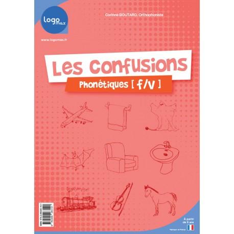 Les confusions phonétiques f/v - Logomax