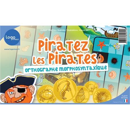 Piratez les pirates - Logomax
