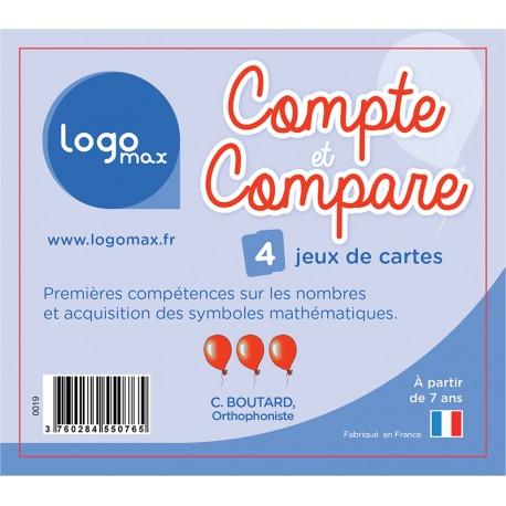 Compte et compare - Logomax