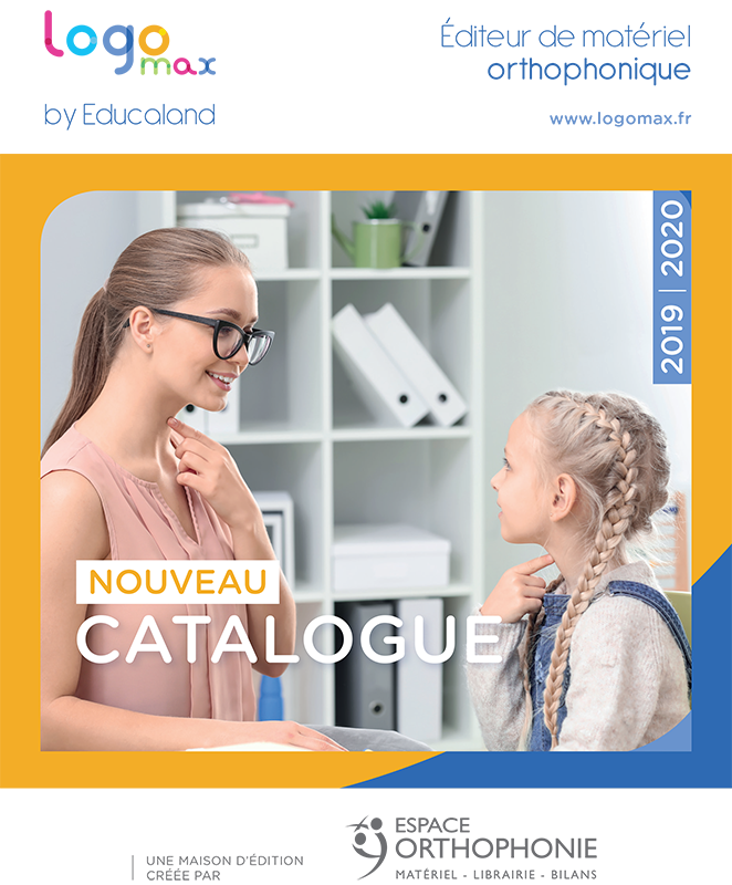 Catalogue LOGOMAX