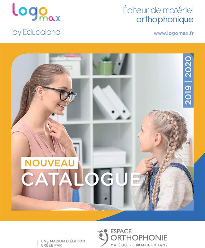 Catalogue LOGOMAX